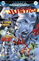 DC Renascimento: Liga da Justiça #29