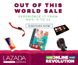 lazada biggest sale 2017