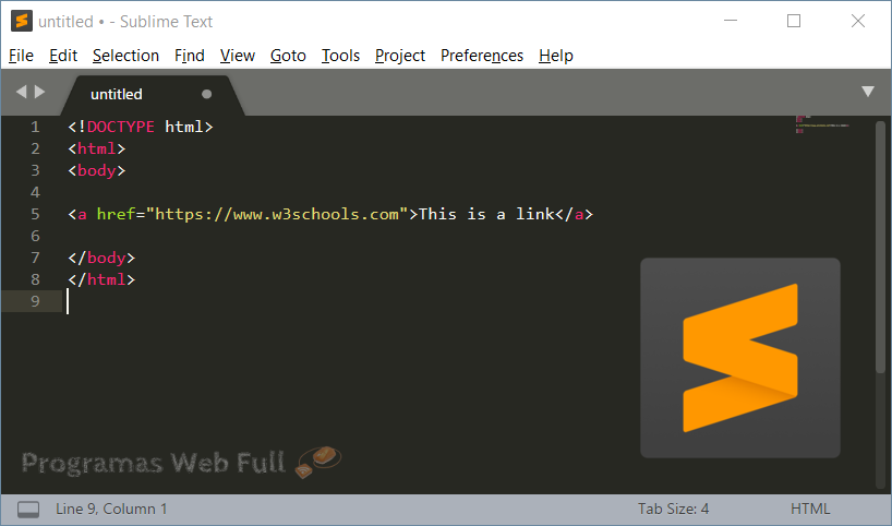 Sublime Text 3 Build 3136