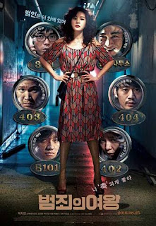 sinopsis film the queen of crime
