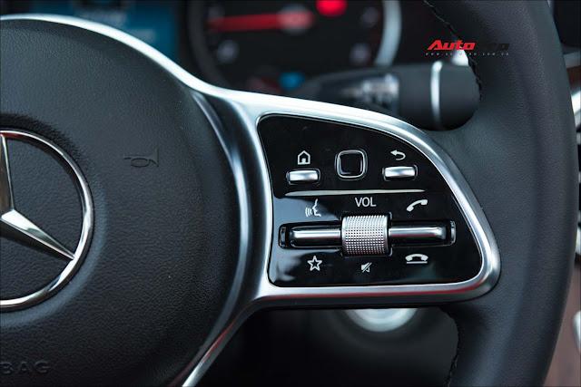 Đánh giá Mercedes-Benz C200 Exclusive: Lựa chọn 'quốc dân' cho người muốn 'nhập môn' xe sang