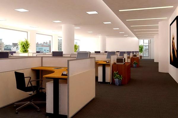 Văn phòng tại cao ốc 252- Hoàng Quốc Việt