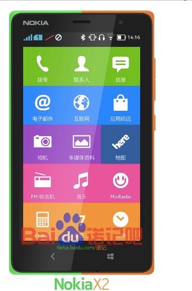 Ini Bocoran Spesifikasi Nokia X2