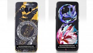 Lelang Samsung Galaxy S8 Edisi Spesial Indonesia senilai Rp 85 Juta