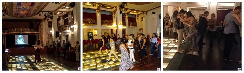 Aula de tango no Tango Piazzolla: show de tango em Buenos Aires