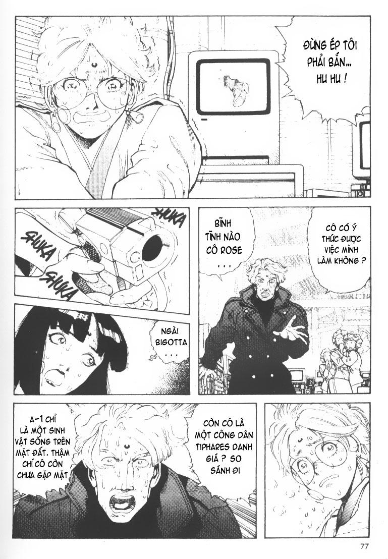 Battle Angel Alita chapter 44 trang 28
