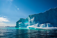 Iceberg in Greenland. (Credit: © mikhail79spb / Fotolia) Click to Enlarge.