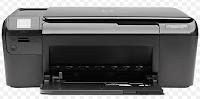 Der HP Photosmart C4680 ist mit dem Konzept des All-in-One-Druckers ausgestattet, da er mehrere Funktionen in einem Paket ausführen kann