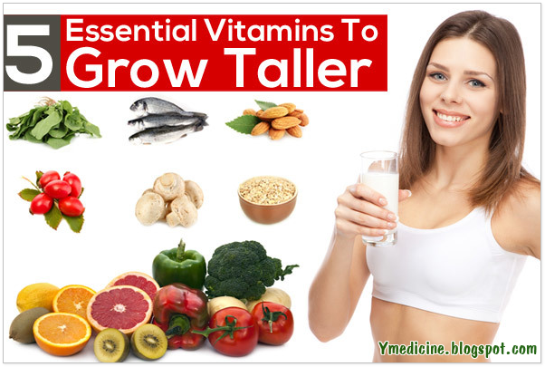Natural Height Growth Foods