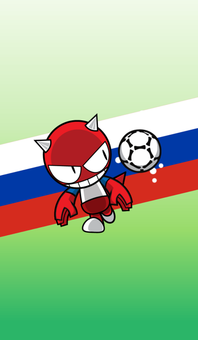 DADA DEVIL Football-Go to Russia