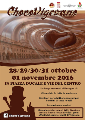 ChocoVigevano dal 28 ottobre al 1 novembre Vigevano (PV)