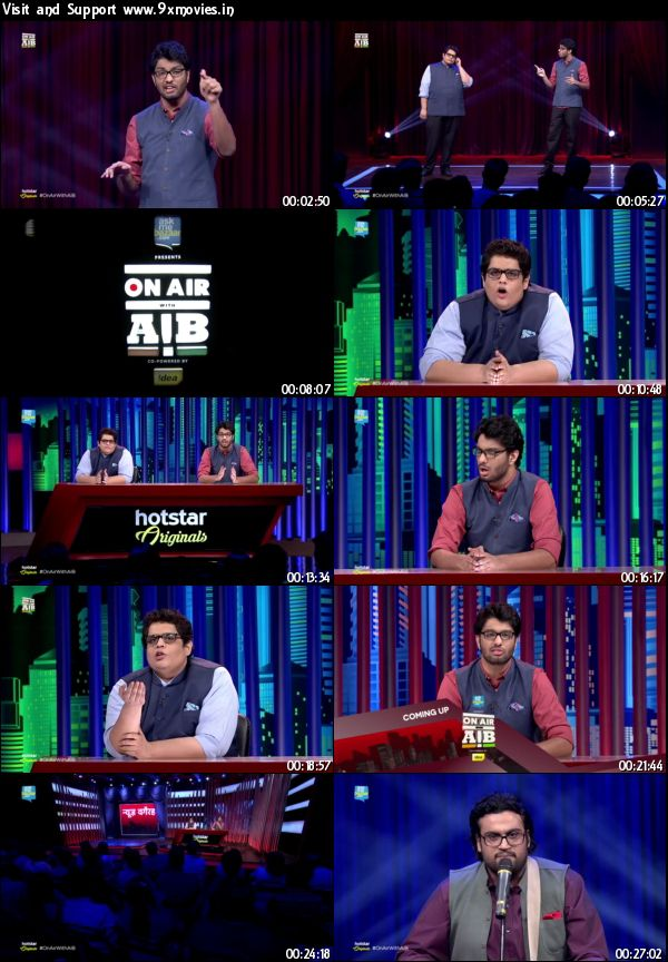 On Air With AIB Episode 09 Hindi 720p HDRip