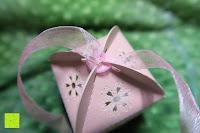 Band knoten: 50pcs Love Heart Laser Wedding Favor Gift Box Kartonage Schachtel Bonboniere Geschenkbox Hochzeit (Pink)