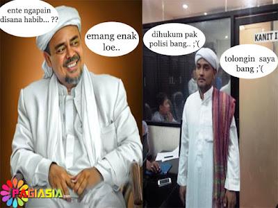 TERBUKTI SUDAH !! Habib Novel sebagai Pelapor Ahok adalah Seorang Penipu yang Mengatasnamakan Agama hanya Untuk Politik !!