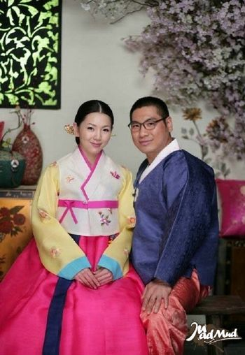 Yeon Woo Jhi husband