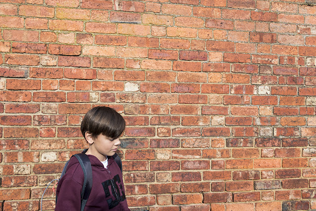 Tubs against a Victorian Wall