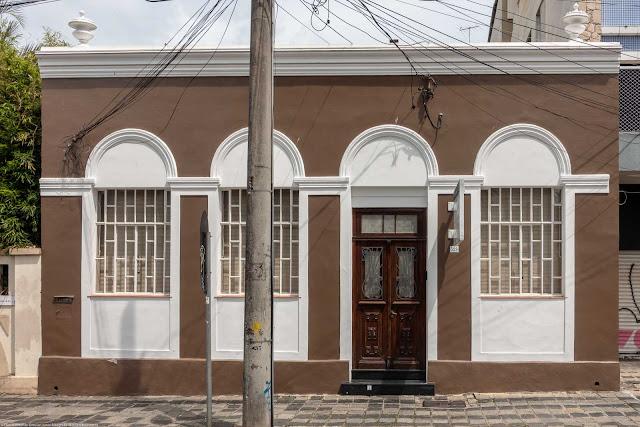 Casa na Inácio Lustosa