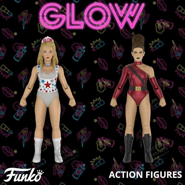 Funko Netflix GLOW action figures