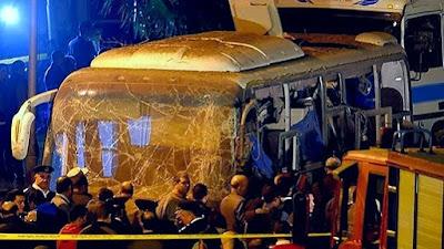 victimes d'attentats en Egypte