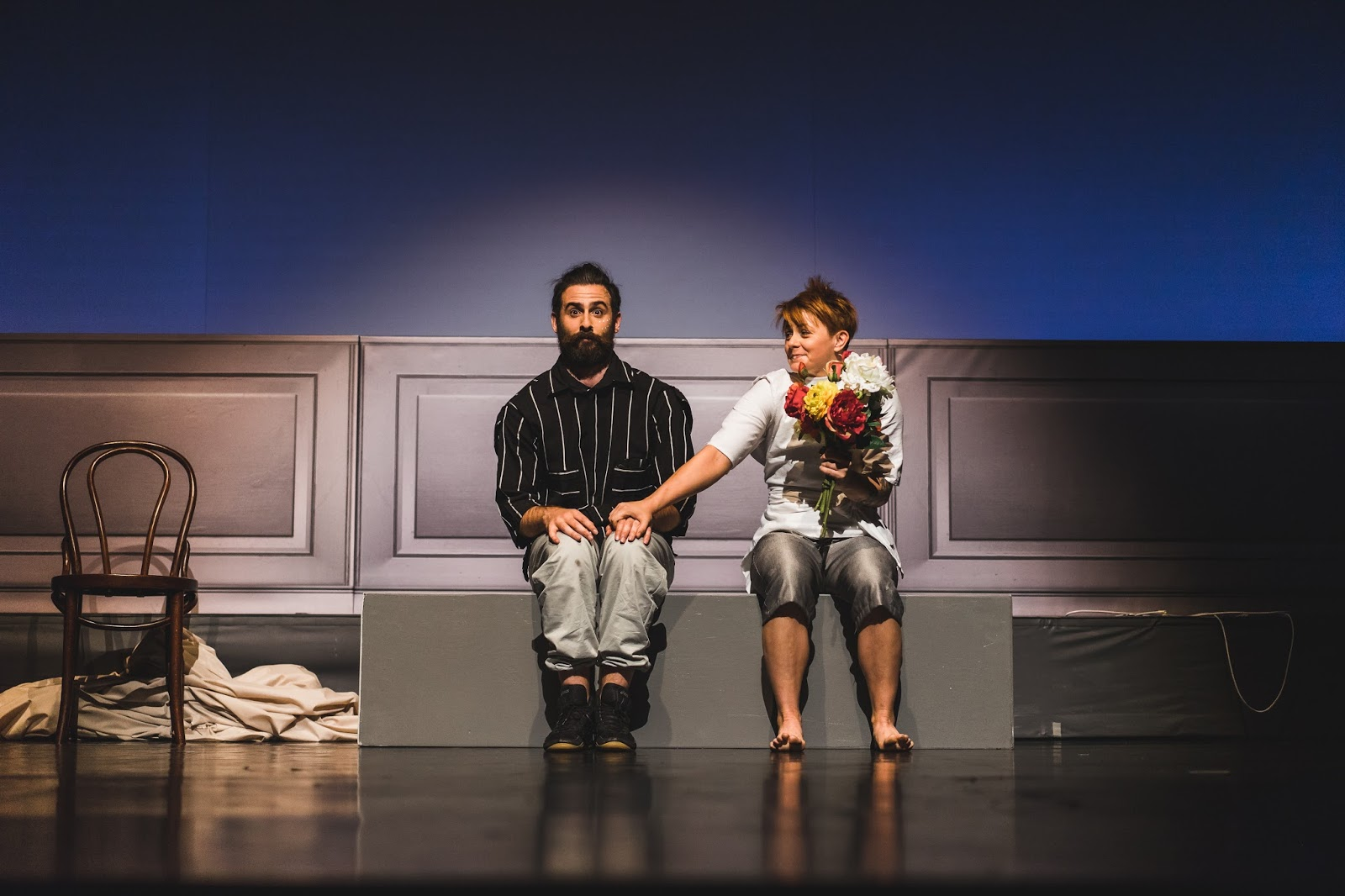 Review | PARADE at Chamäleon Theater, Berlin
