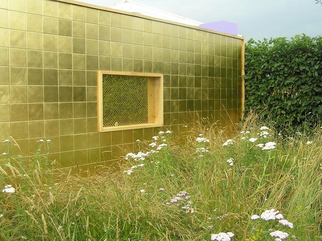 ogród konceptualny Greed-Dychotomy Garden