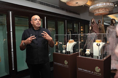 tarun-tahiliani-launches-jewellery-line-online