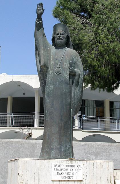 Statue of Makarios III