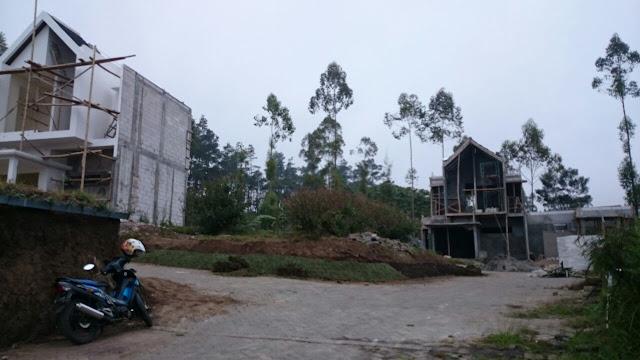 villa bukit pinus batu