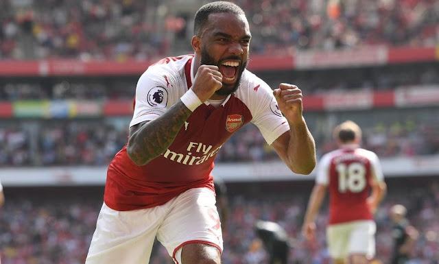 Arsenal Tidak Memiliki Tekad Menjual Lacazette