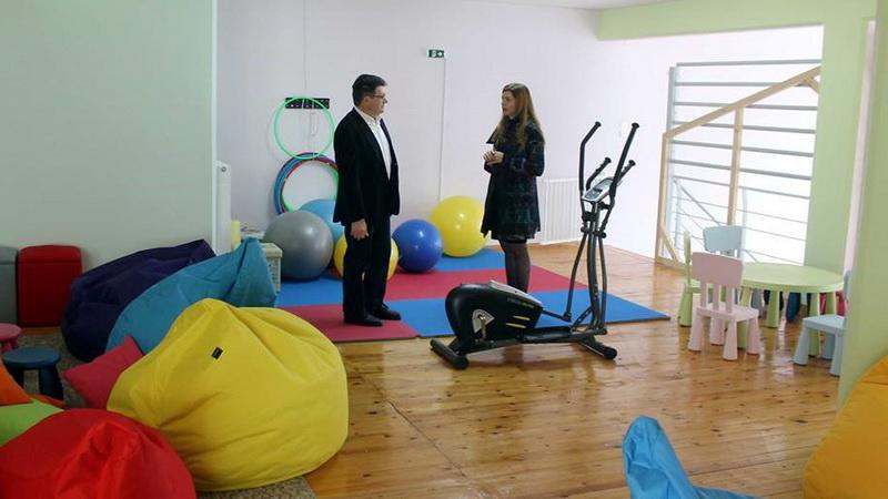 Επίσκεψη Πέτροβιτς στις Δομές Φιλοξενίας Ασυνόδευτων Ανηλίκων ΑΡΣΙΣ Αλεξανδρούπολης