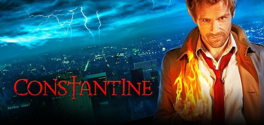 Multe Elemente Supranaturale În Primul Trailer Pentru Serialul TV CONSTANTINE