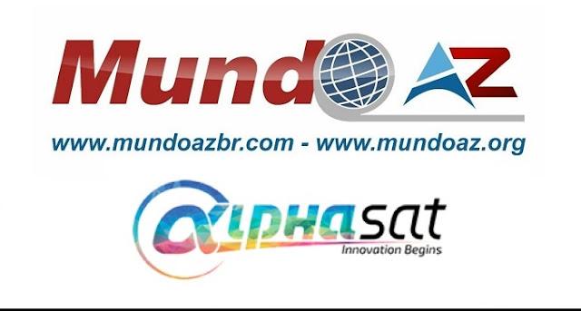 Nova atualização Alphasat GO ACM melhorias nos sistemas