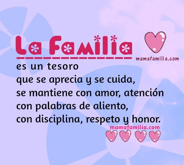 Frases De Aliento Cortas De La Familia