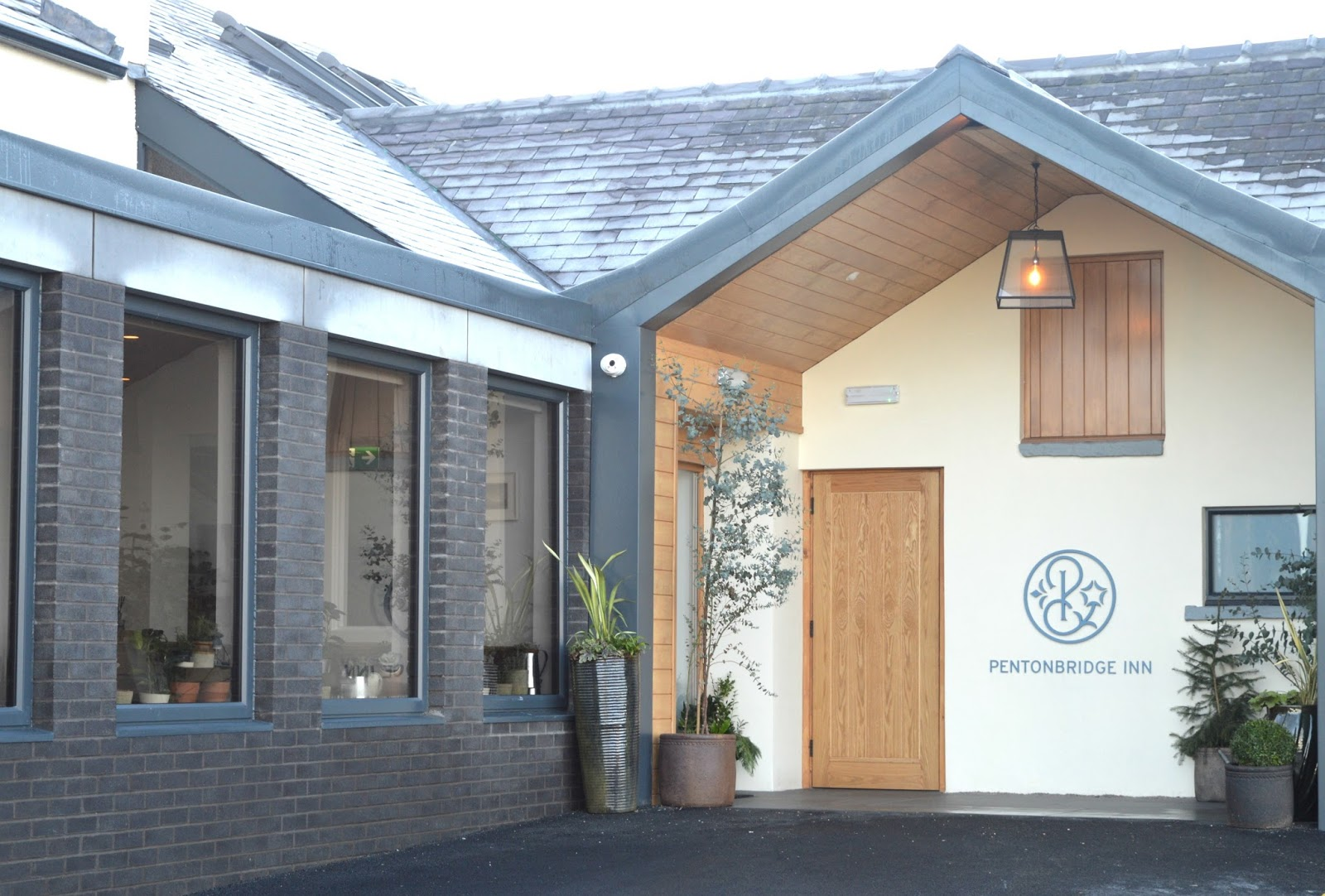 A Luxury Stay at Pentonbridge Inn - The Best Hotel in Cumbria
