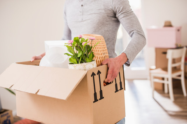 Planning on moving? Here's Who You Need To Notify