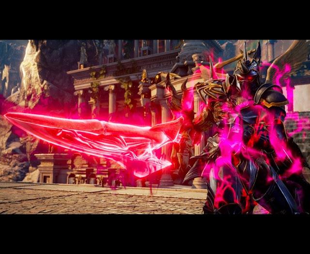 Soul Calibur VI tendrá nueva mecánica o modo