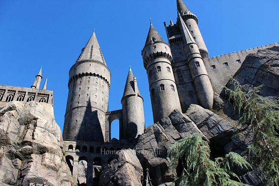 Wizarding World of Harry Potter - Hogwarts Castle at Hogsmeade