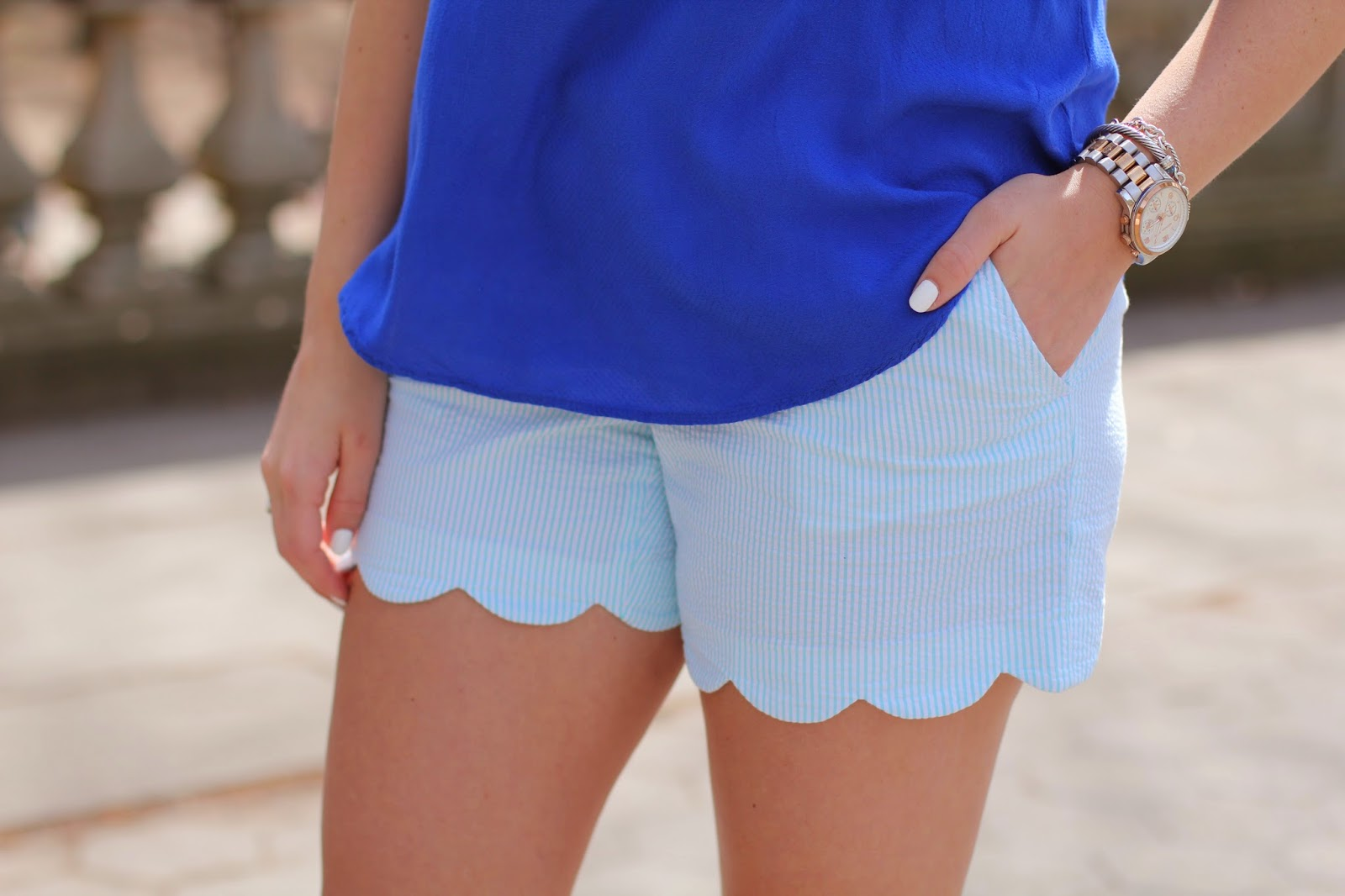 buttercup seersucker lilly pulitzer shorts