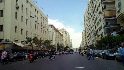 المرور يعلن عن اغلاق كامل لشارع 26 يوليو لإنشاء محطات مترو لمدة عام