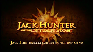 Jack Hunter and the Lost Treasure of Ugarit title