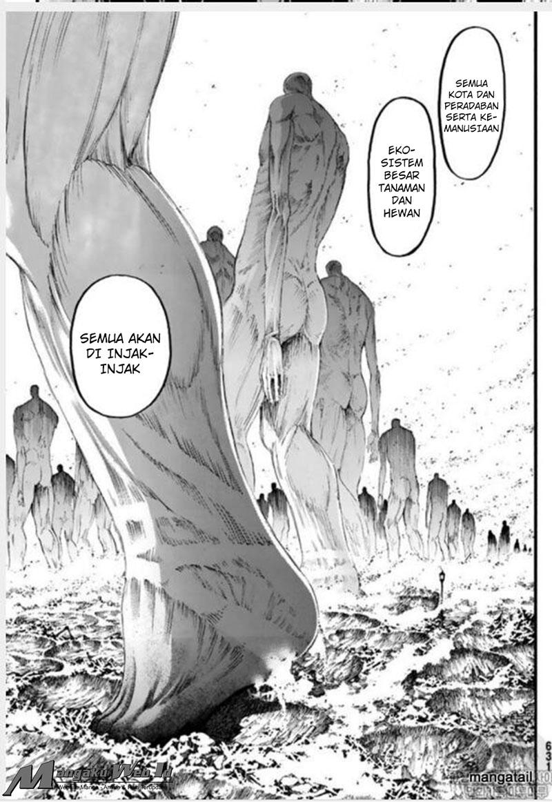 Shingeki No Kyojin: Chapter 100 - Page 21