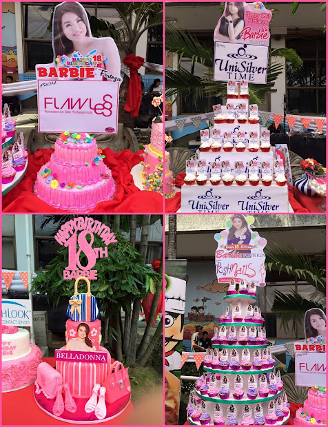 18th Birthday Barbie Forteza