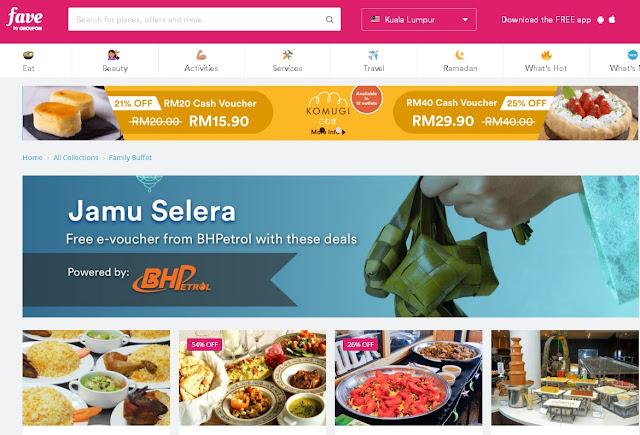 Shopback Malaysia, CashBack, Online Shopping