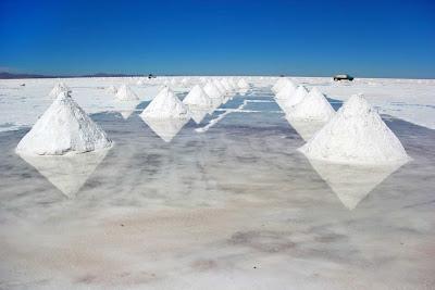 Sifat Kimia Mineral Batuan