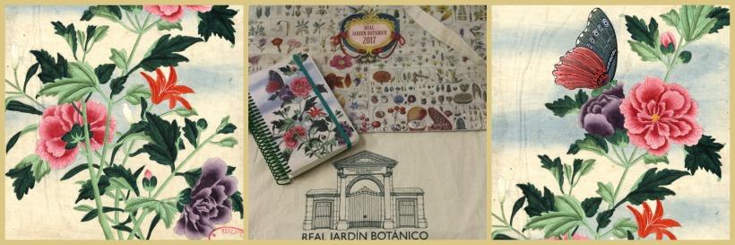 Agenda 2017 del real jard n bot nico y colecci n van berkhey for Calendario jardin botanico 2016