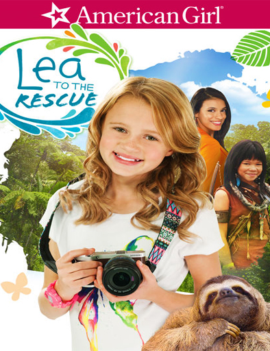 Ver American Girl: Lea to the Rescue (2016) Online