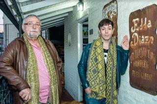 Lino Patalano celebra los 50 años del café concert junto a Peloni en el Maipo #Pelonintensivo