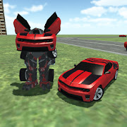 Car Robot Simulator APK UNLIMITED