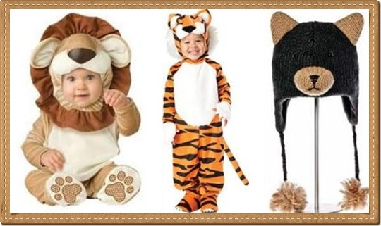 64b986947 The Jungle Store: Family Halloween Costume Idea - Lions & Tigers ...