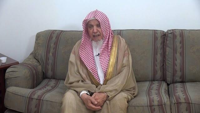 BIOGRAFI Asy-Syaikh Shalih bin Ghanim As-Sadlan